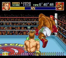 Super Punch-Out!! - bald bull who - User Screenshot